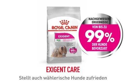 Royal Canin Exigent Care