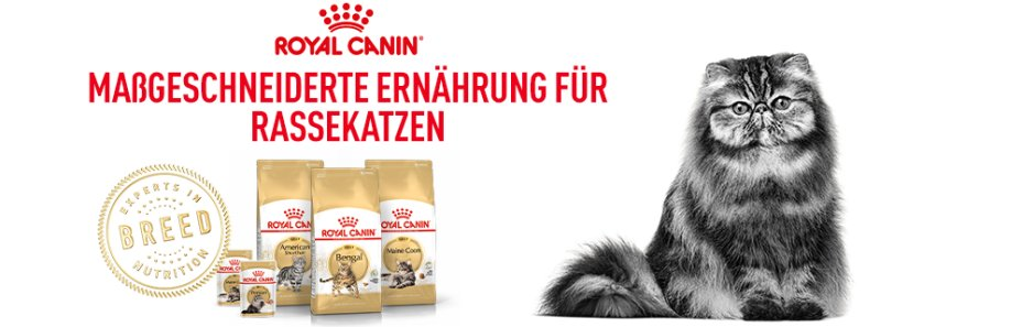 Royal Canin Feline Breed Nutrition