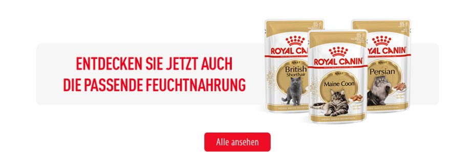 Royal Canin Feline Breed Nassfutter