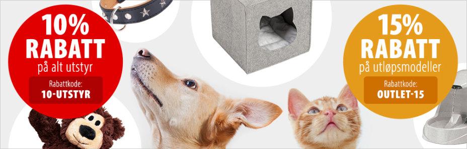 Vintersalg - Zooplus - Spar 10% på tilbehør og utstyr til kjæledyr.