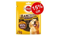 Pedigree Ranchos - 15% Off!
