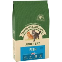 James Wellbeloved Dry Cat Food