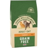 James Wellbeloved Grain Free Cat Food