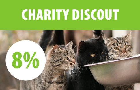 Charity Discount