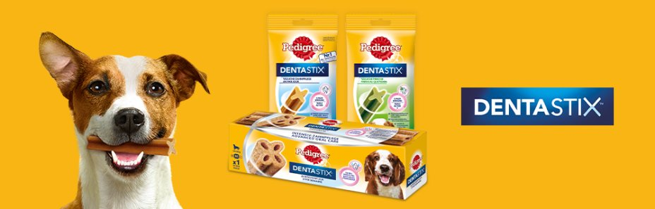 DENTASTIX Dental Snacks