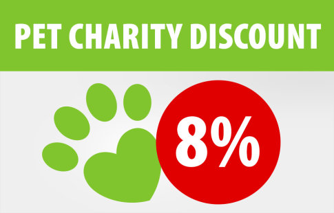 Pet Charity Discount
