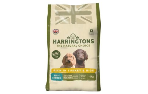 10% Off Harringtons Puppy Dry Food