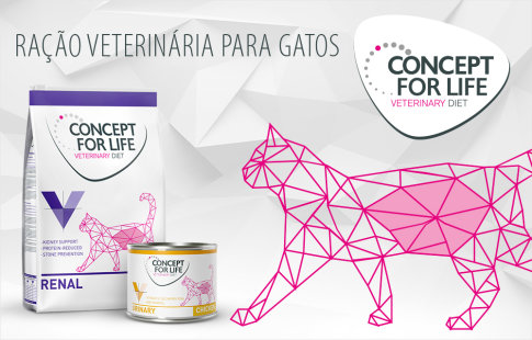 concept for life vet para gatos