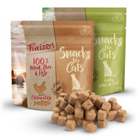 snacks purizon para gatos