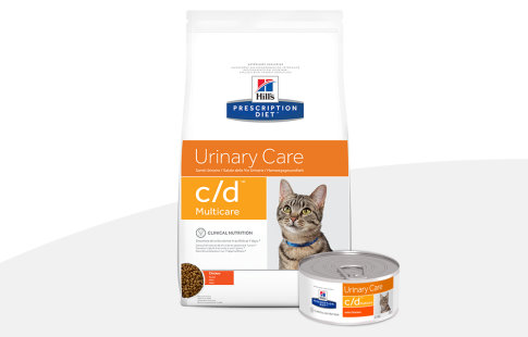 hill's prescription diet urinary care  para gatos