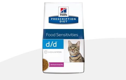 hill's prescription diet allergy para gatos