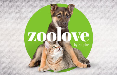Side Picture Text - zoolove af zooplus