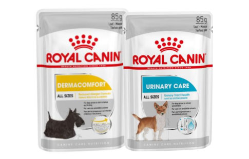Royal Canin Care Nutrition -märkäruoat koirille