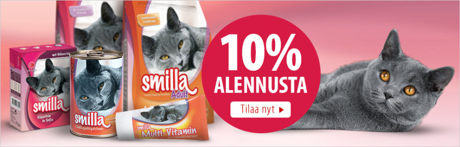 Brand Smilla Promotion 10% cat 1000x320