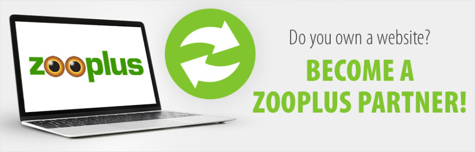 Register now to become a zooplus affiliate partner