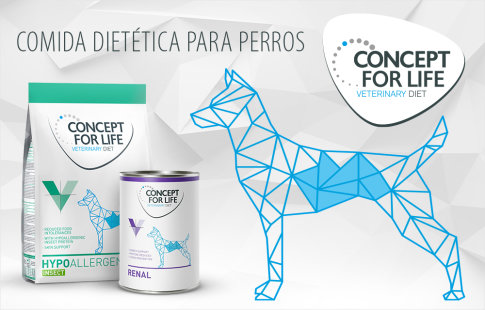 Concept for Life Veterinary Diet para perros