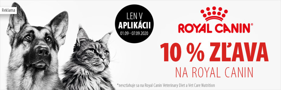 Royal Canin 10 %