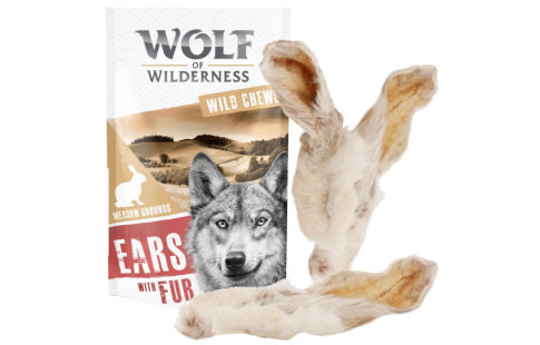Wolf of Wilderness prigrizki gratis za vas!
