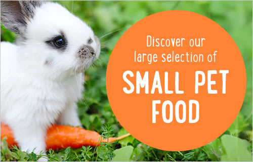 Small Pet Food At Zooplus