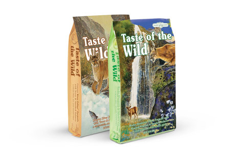 Croquettes Taste of the Wild pour chat