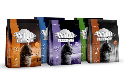 Croquettes Wild Freedom pour chat
