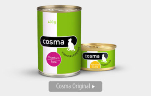 Cosma Original - Pure Love