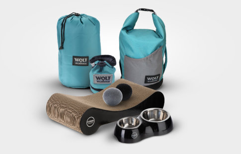 Cosma & Wolf of Wilderness Accessoires