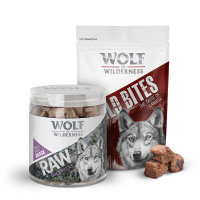 Wolf of Wilderness - Snacks für Hunde