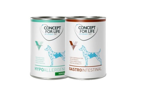 Concept for Life Veterinary Diet