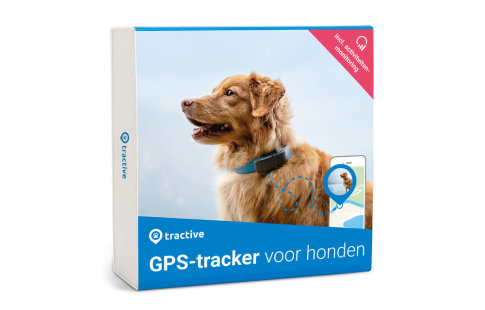 Tractive hond