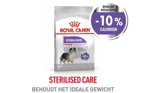 Royal Canin Sterilised Care